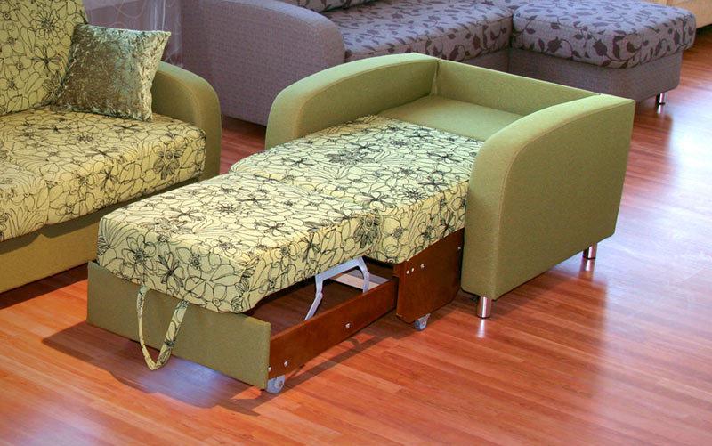 кресло кровать для ребенка в спб