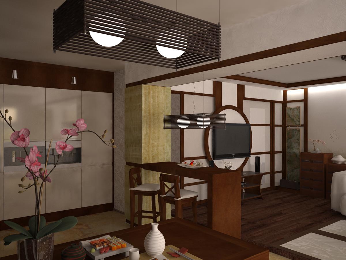 Дизайн интерьера в омск