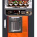 Автоматы торговые горячих напитков Saeco Quarzo500