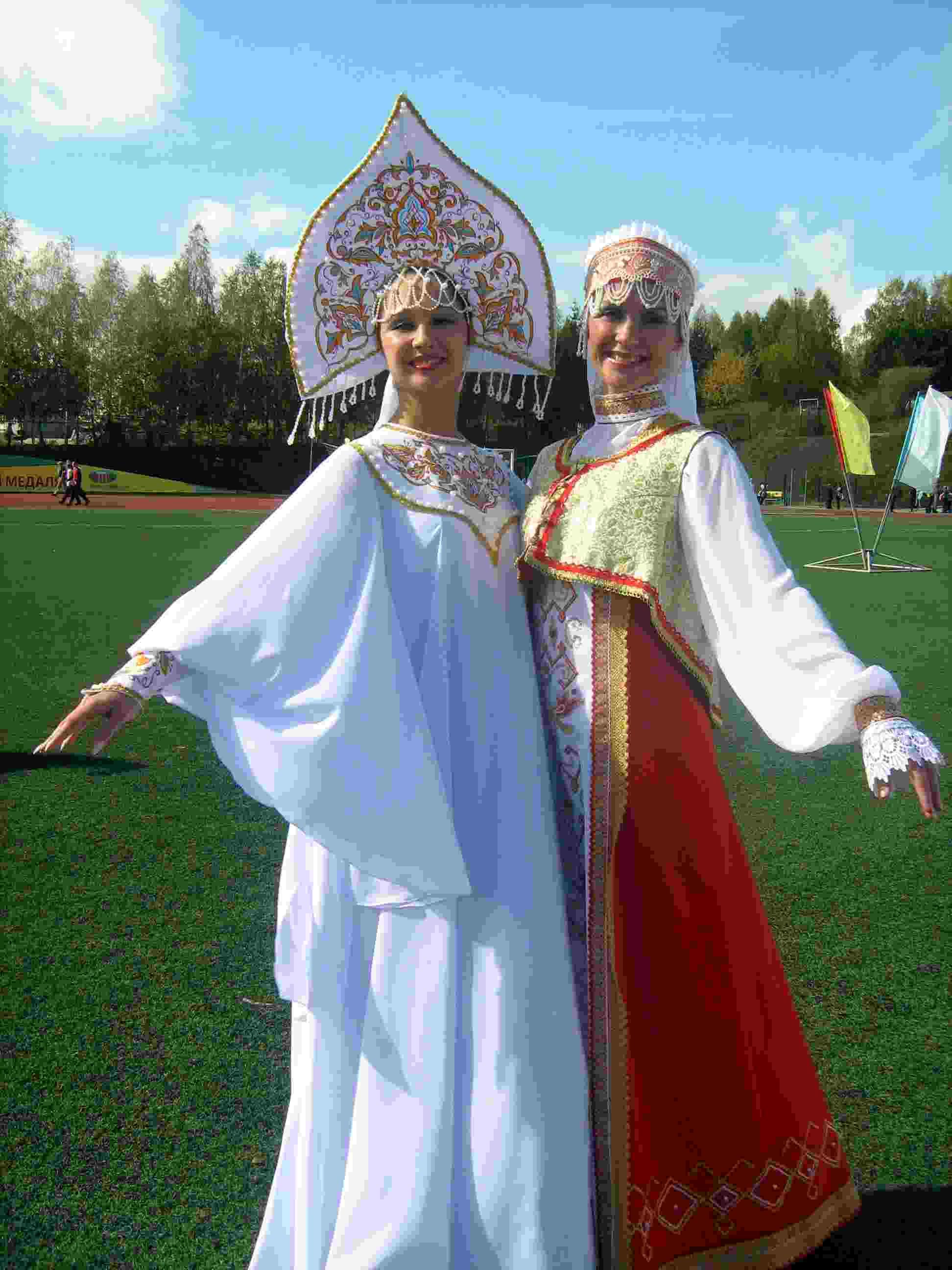 Русский народный стриптиз 8 фотография